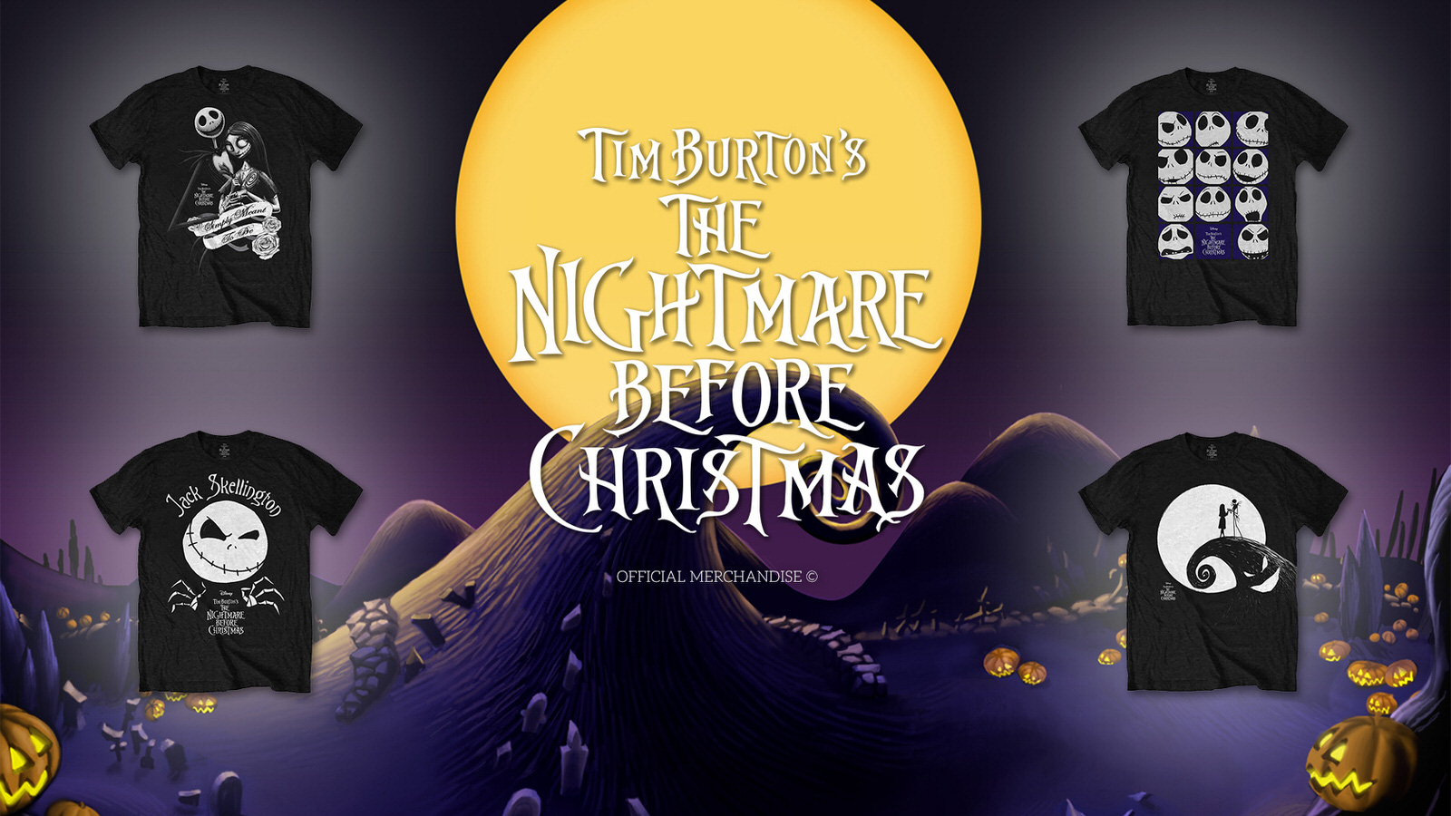 Quarta Slide - Nightmare for Christmas